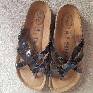 Betula Birkenstock Strappy Sandals
